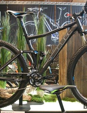 The Cube Sting represents an affordable alternative to Cube's carbon full-suspension bikes