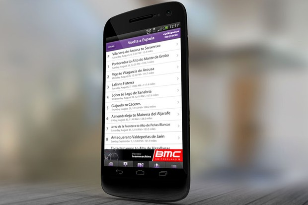 Get the free Cyclingnews Tour Tracker App and follow the 2013 Vuelta a España