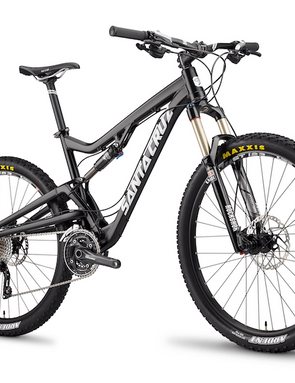Unlike the Solo, the Santa Cruz Bantam is a single-pivot trail bike