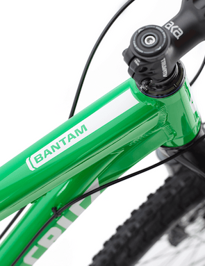 A Santa Cruz Bantam frame with Fox CTD Evolution shock retails for US$1,299 with complete bikes starting at US$2,599 (UK pricing and availability is to be announced)