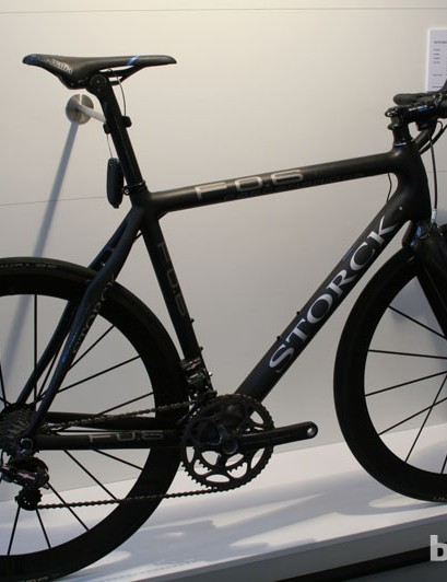 This Storck Fascenario build totalled just 5.5kg (12.1lb)