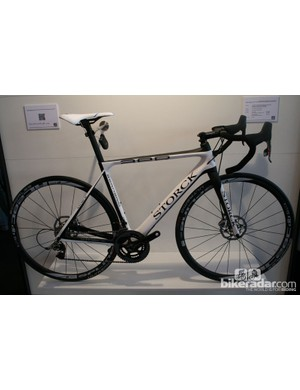 This stunning Aernario Disc from Storck comes in at 6.3kg (13.9lb)