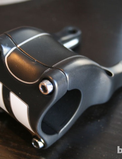 This ENVE carbon direct-mount downhill stem tips the scales at 130g