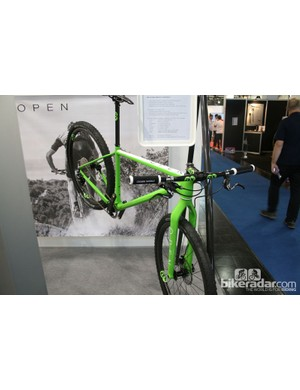Open are a relatively new brand from former employees of Cervélo and BMC. They currently produce lightweight creations such as this 6.4kg (14.1lb) rigid mountain bike