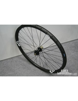 AX Lightness were proud of their new 29er wheelset, tipping the scales at just 1,190g. It will cost €2,800
