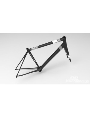 AX Lightness are soon to release a new frame, the Vial Evo - it's expected to be sub 700g, aero friendly, and with relaxed geometry to suit long distance riding