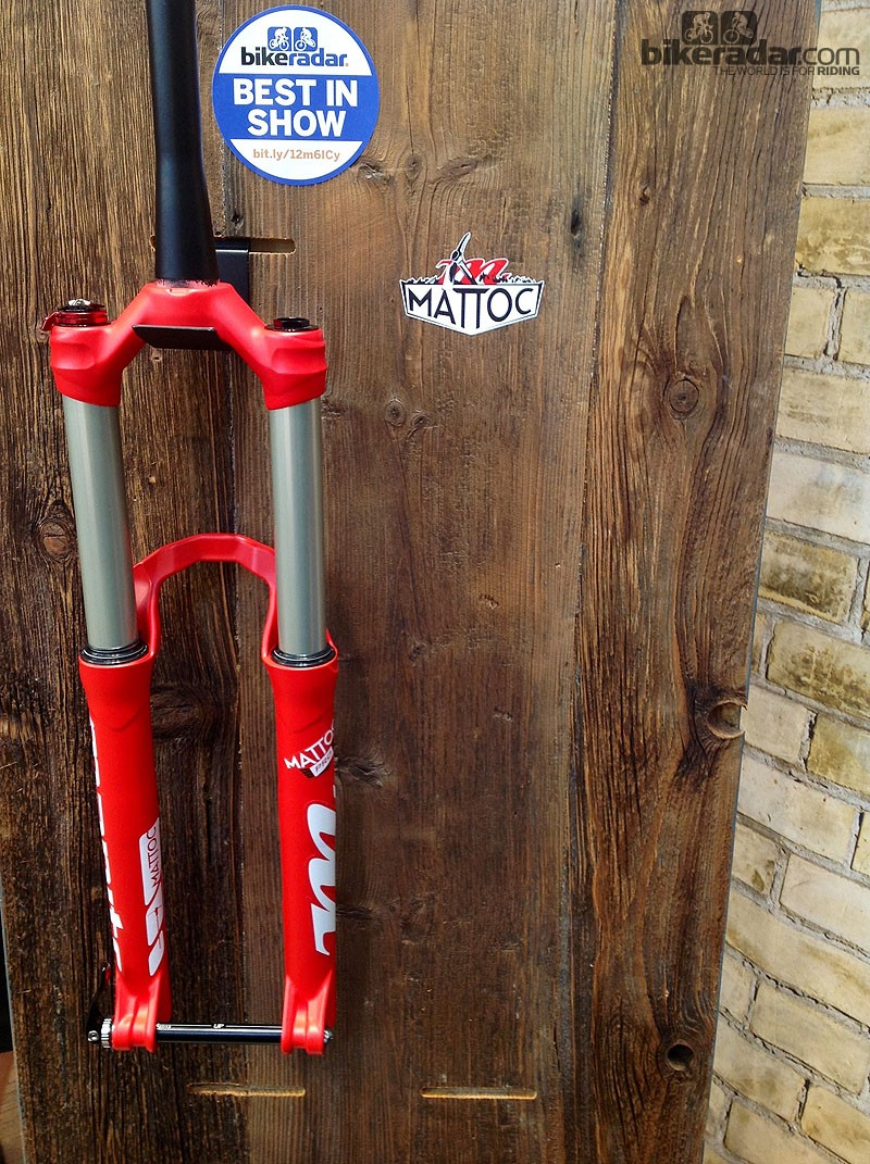 The Manitou Mattoc is the first all-mountain fork from the brand in some time