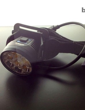 The Lupine Betty R has received a power boost and is now a 4,500 lumen monster with a remote wireless on/off switch
