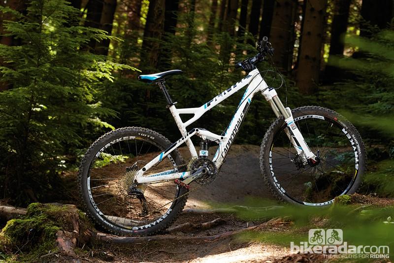 8debf5b8ff0 Cannondale Jekyll 4 – first ride - BikeRadar