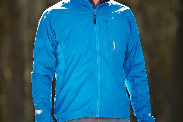 Howies Dyfi Active Shell windproof jacket