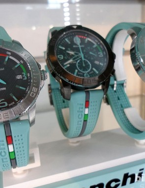 In quite a departure for the brand, Bianchi have launched a watch range