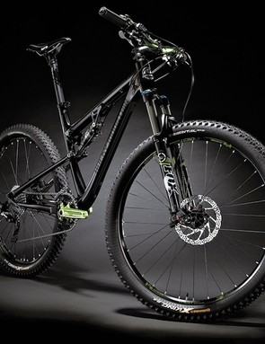 The Rocky Mountain Thunderbolt is a new 120mm travel 650b (27.5in) model that blurs the lines between trail and cross-country bikes