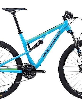The Thunderbolt 750 retails for US$3,299 (UK pricing TBA) and comes equipped with Fox suspension, Shimano SLX brakes and drivetrain, and a RaceFace Turbine crankset