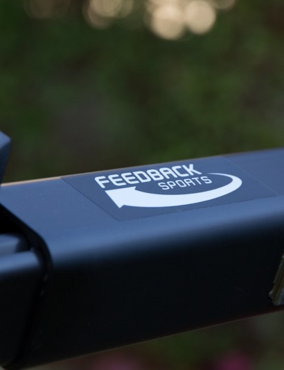 Feedback Sports workstands are a common sight among on-the-go professional mechanics