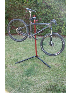 The Feedback Sports Recreational Work Stand - a basic yet solid option