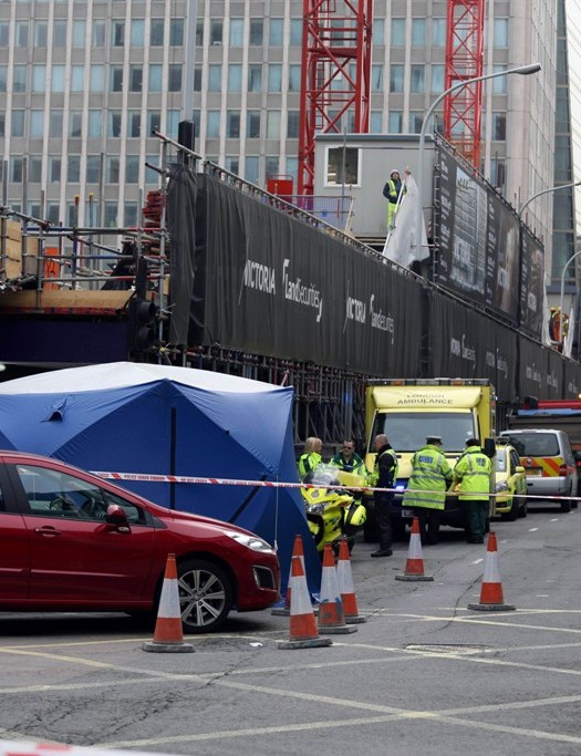 Dr Katharine Giles was killed by a construction lorry in Victoria, London, as she cycled to work in April 2013