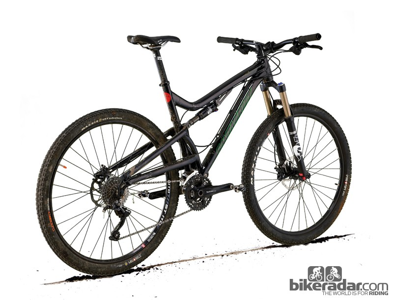Santa Cruz Superlight 29 D Xc Bikeradar