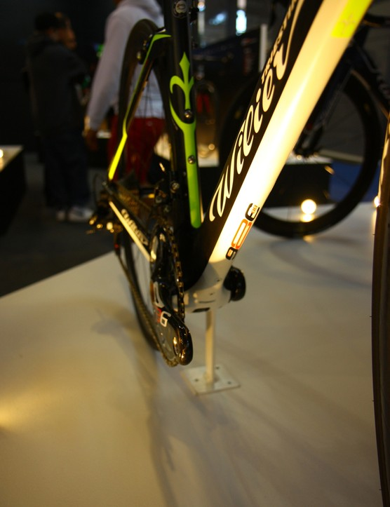 The 2014 Wilier Cento 1 Air is Wilier's push into the aero road market