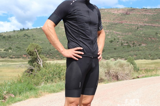 Performance Bicycle has three levels of clothing. The Ultra is the top of the line