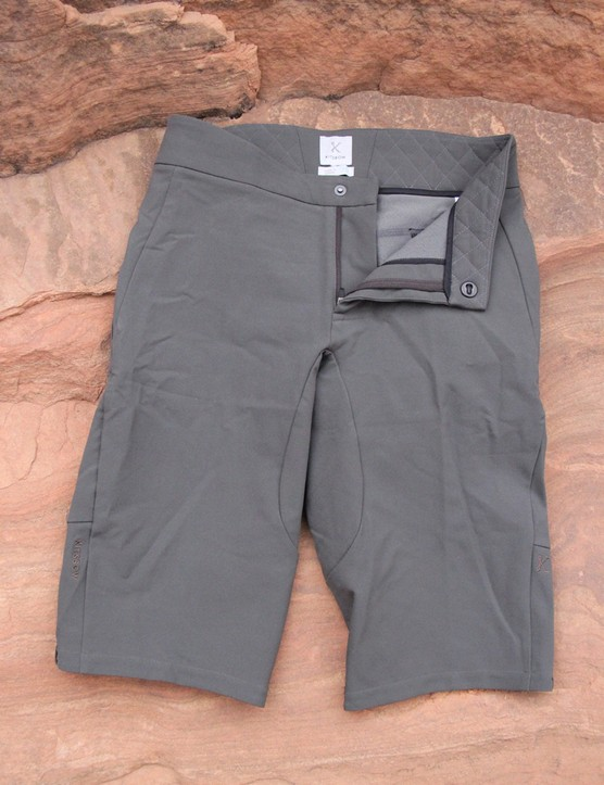 Kitsbow's Soft Shell A/M packs a lot of features into a well-made, understated short