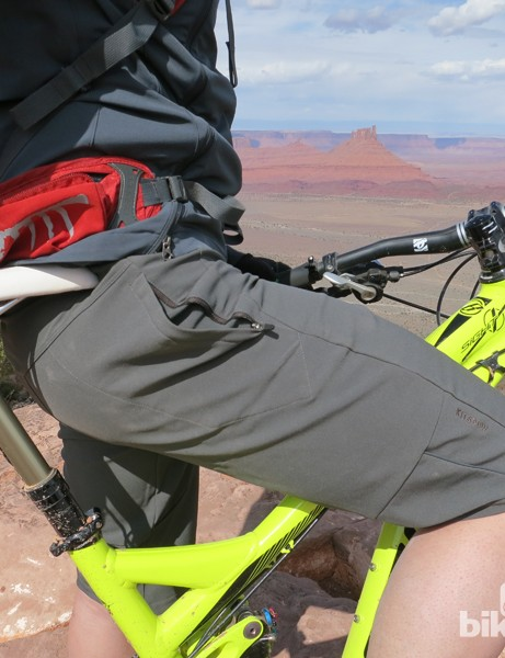 Impecable construction, proven durability and excellent fit all help to justify the steep price tag of Kitsbow's Soft Shell A/M Short