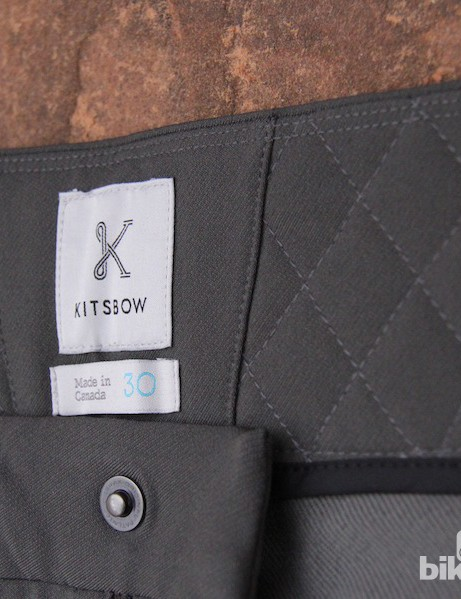 Kitsbow makes two versions of the Soft Shell A/M short: one in nine waist sizes from 28 to 38, as well as a version with an adjustable waist band in sizes XS through XXL
