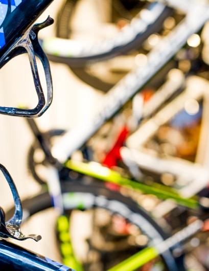 David Millar's Team Garmin-Sharp Cervélo S5 celebrated the 100th edition of the Tour de France