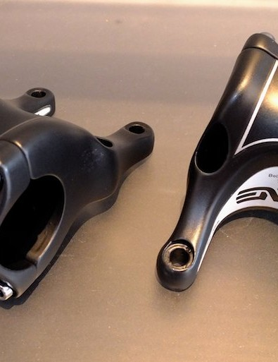 ENVE have introduced the first full carbon direct mount downhill MTB stem