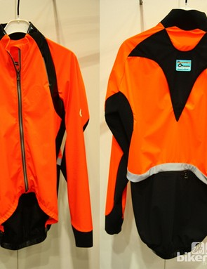 The Sturmprinz jacket now comes in hi-vis for safety