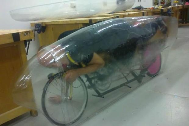 A transparent prototype of the Beastie