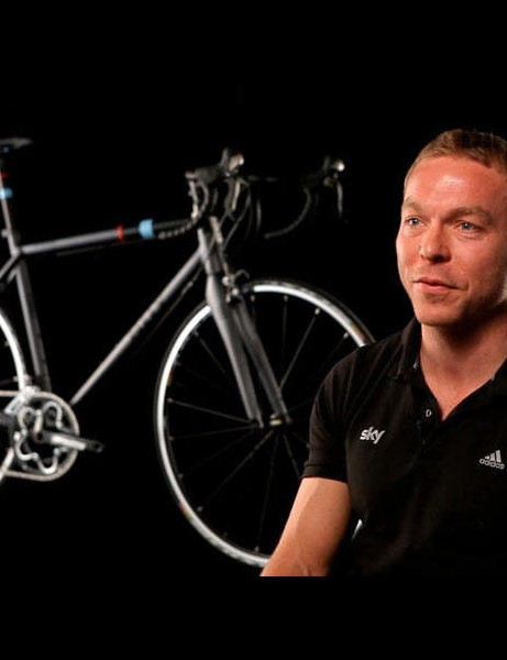 Sir Chris Hoy says becoming the government's cycling champion is appealing