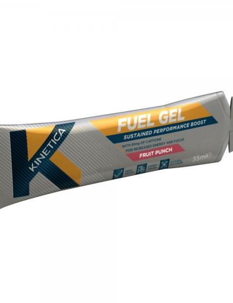 Kinetica  gels help restore lost energy - fast
