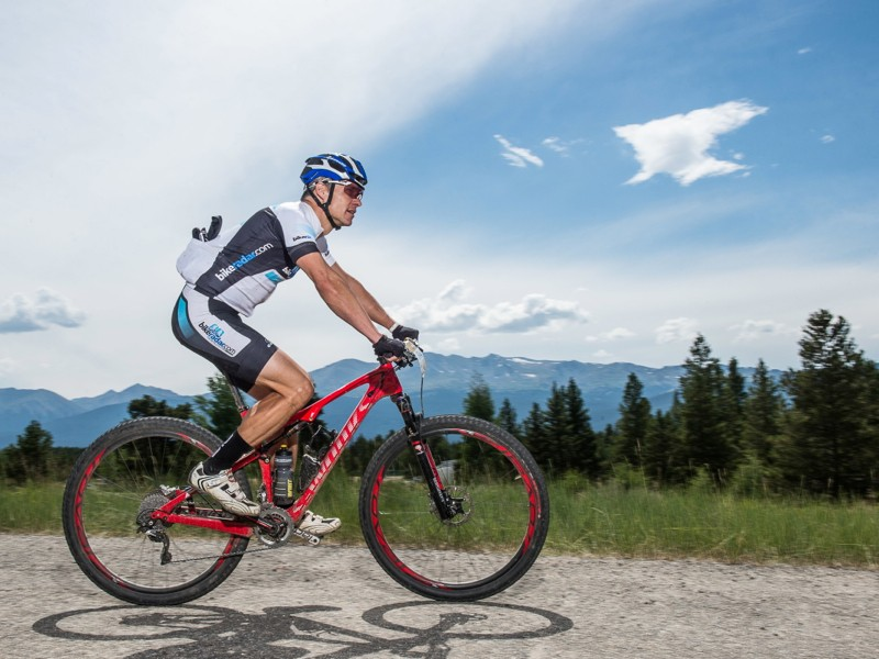 The 2014 Specialized S-Works Epic is an excellent endurance race bike