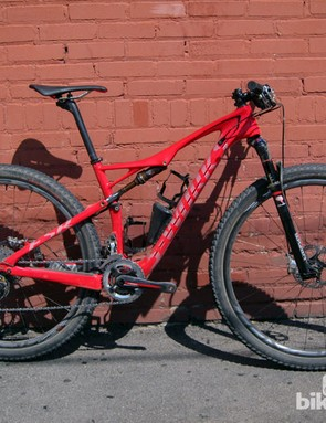 The 2014 Specialized S-Works Epic could be the perfect bike for endurance XC racing