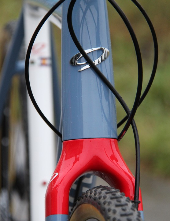 The RLT 9 ushers in an updated Niner headbadge design
