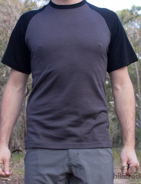 Nzo Bart Merino T shirt - a very comfortable technical T