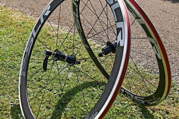 Giant P-SLR1 Aero wheelset
