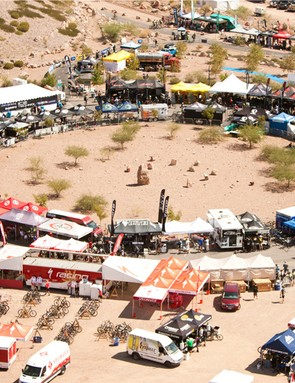 Interbike kicks off with two days of OutDoor Demo, Monday and Tuesday