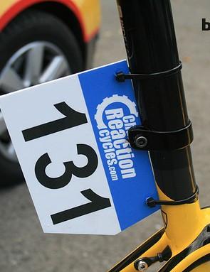 Ciolek, this year's Milan-San Remo winner, takes team leadership duties at the Tour of Britain