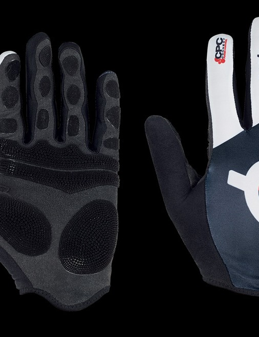 Prologo's CPC tech features on all of their glove range, including this middleweight winter glove