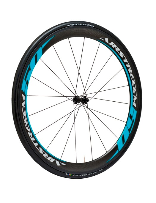 Airstreeem Carbon Aero 50 in blue