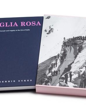 Rapha's Bordeaux-Paris Challenge auction: A limited edition book on the Giro d'Italia