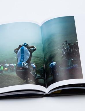 Rapha's Bordeaux-Paris Challenge auction: A look inside the Team Sky book