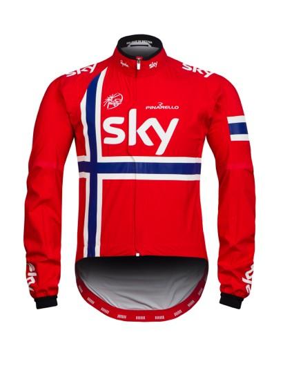 Rapha's Bordeaux-Paris Challenge auction: Edvald Boassan Hagen's Team Sky jacket