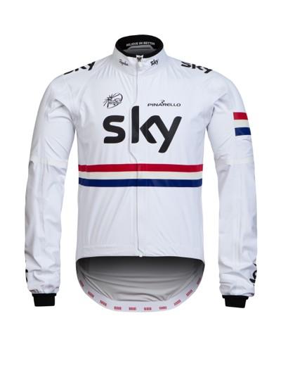 Rapha's Bordeaux-Paris Challenge auction: Ian Stannard's Team Sky jacket