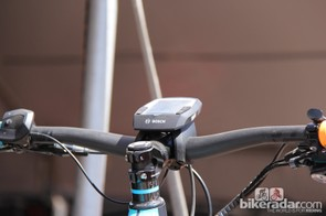 The Bosch head unit displays battery life as well as the functions one expects from a cycling computer such as  max and average speed, total trip distance. It also has a USB port that allows it to act at a charger for external devices such as smartphones and lights