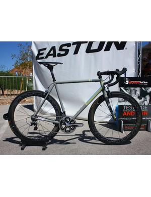 Easton Dream Bike Charity Raffle: Black Cat