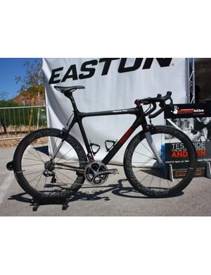 Easton Dream Bike Charity Raffle: Calfee