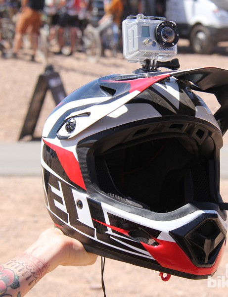 The Transfer-9 has a polycarbonate shell that adds a claimed 190g over the Full-9, which has a carbon shell. The Transfer nine will be available in February 2014