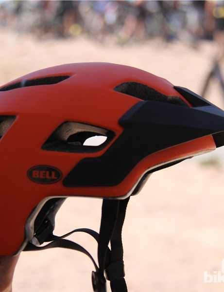The Stoker has a similar profile to the Super, but lacks the adjustable visor, GoPro mount and removable goggle strap guides